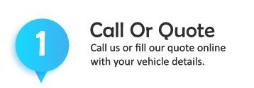 Cash for car quote